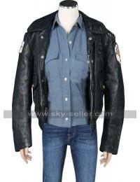 Sharon Pogue Angel Eyes Jennifer Lopez Police Jacket