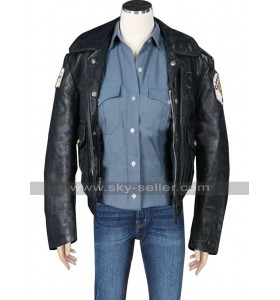 Sharon Pogue Angel Eyes Jennifer Lopez Police Jacket
