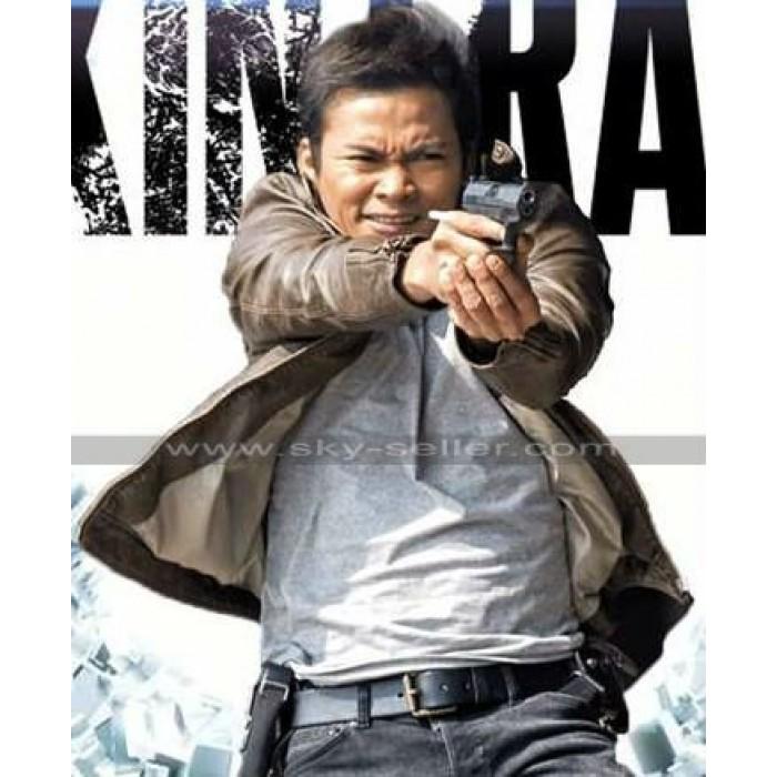 Skin Trade Tony Jaa (Tony Vitayakul) Leather Jacket