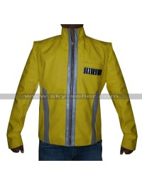 Star Wars New Hope Luke Skywalker (Mark Hamill) Yellow Jacket