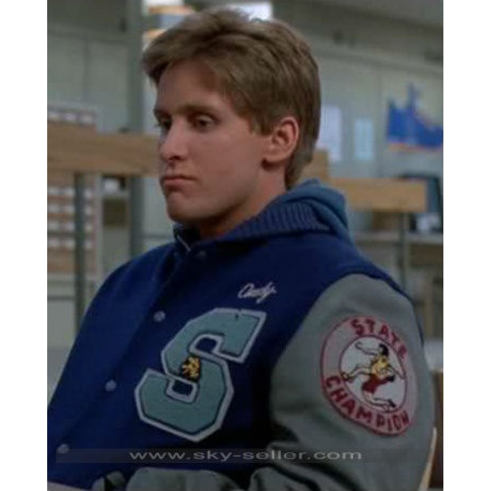 the breakfast club andrew clark athlete jacket