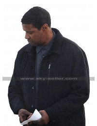 The Equalizer 2 Robert McCall (Denzel Washington) Wool Jacket