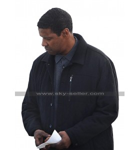 The Equalizer 2 Robert McCall (Denzel Washington) Wool Jacket