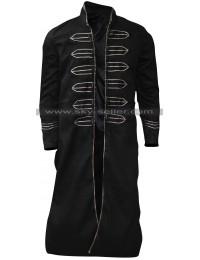 Van Helsing Count Vladislaus Dracula Black Trench Coat