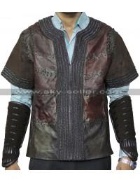 Warcraft Travis Fimmel (Anduin Lothar) Leather Jacket