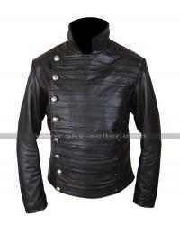Westworld Hector Escaton (Rodrigo Santoro) Black Leather Jacket