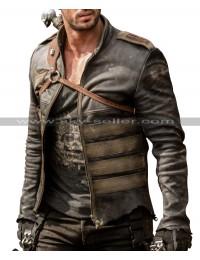 Resident Evil Final Chapter Christian Distressed Jacket