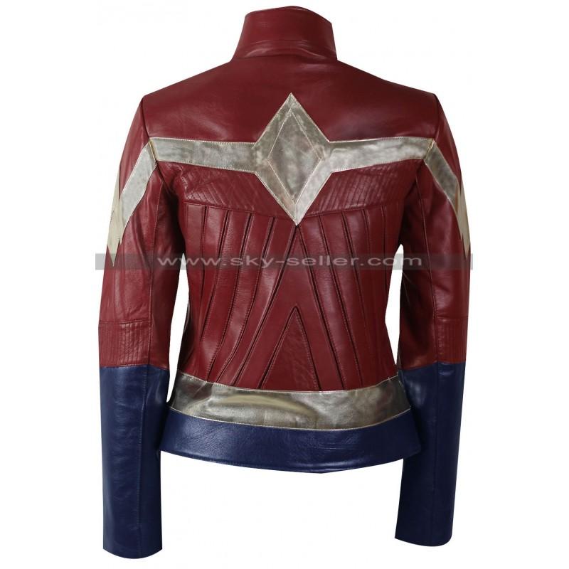 /… Justice Womens League Erect Collar Wonder Slimfit Women Classic Hi-Quality Genuine /& Faux Leather Jacket Collection