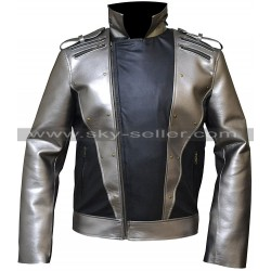 X-Men Apocalypse Quicksilver Leather Jacket