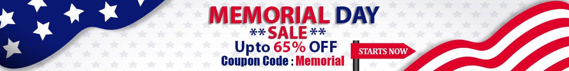 Memorial Day Deal