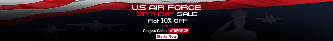 US Air Force Birthday Discount