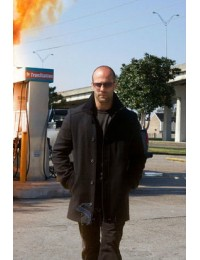 The Mechanic Jason Statham (Arthur Bishop) Pea Coat