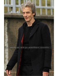Doctor Who Season 9 Twelfth Doctor (Peter Capaldi) Coat