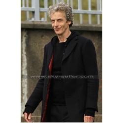 Doctor Who Season 9 Twelfth Doctor (Peter Capaldi) Coat