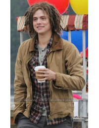 Douglas Smith Sea of Monsters Tyson Brown Jacket
