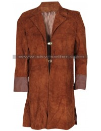 Malcolm Reynolds Firefly Nathan Fillion Trench Coat
