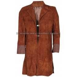 Malcolm Reynolds Firefly Nathan Fillion Trench Coat