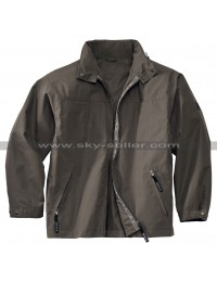 Men Silk Road Stone Summer Light Jacket