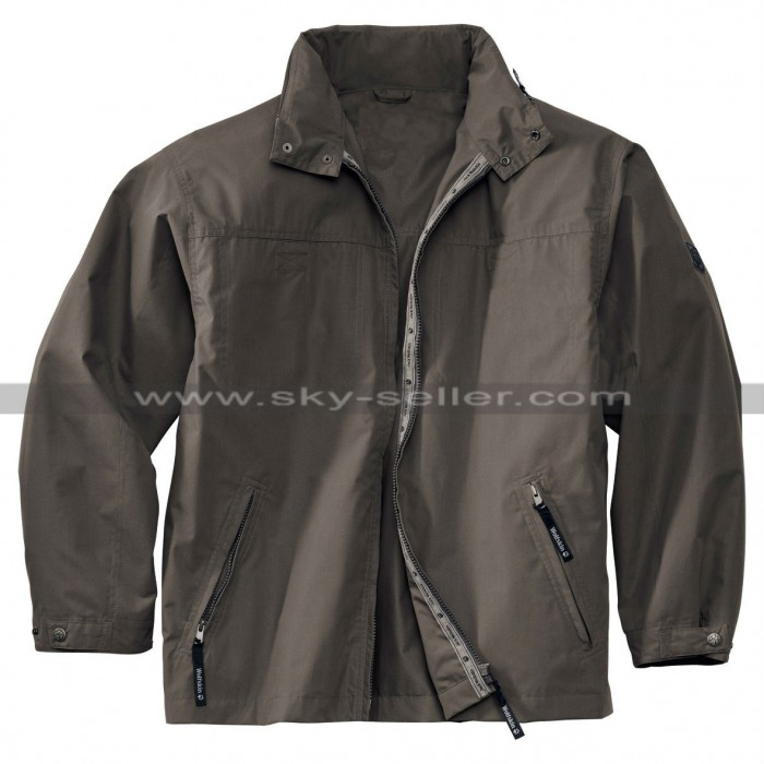 Men Silk Road Stone Summer Light Jacket