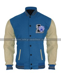 13 Reasons Why Justin Foley Liberty Tigers Varsity Jacket