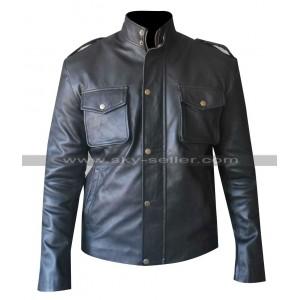 Aaron Paul Breaking Bad S4 Jesse Pinkman Leather Jacket