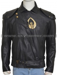 Shannara Chronicles Ander Elessedil Dragon Leather Jacket