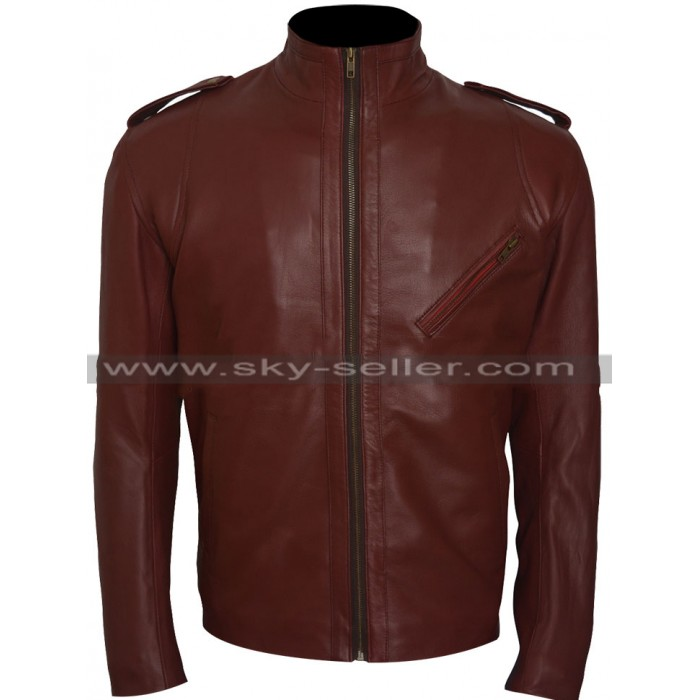 Ashley 'Ash' J. Williams Ash Vs Evil Dead Leather Jacket