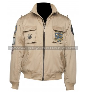 Battlestar Galactica Apollo Raptor Bomber Jacket