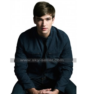 Beyond Tv Series Burkely Duffield (Holden Matthews) Jacket