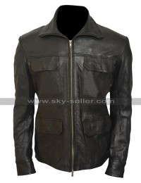 Aaron Paul Breaking Bad Season 4 Black Jacket