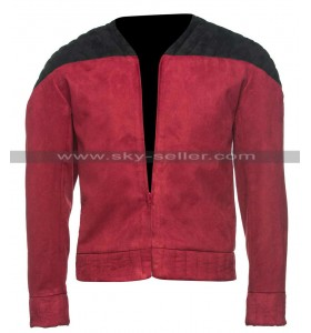 Captain Picard Star Trek Next Generation Patrick Stewart Jacket