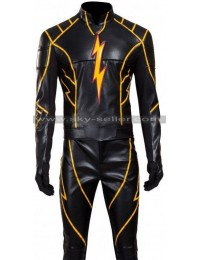 The Rival Flash Todd Lasance Costume Leather Jacket