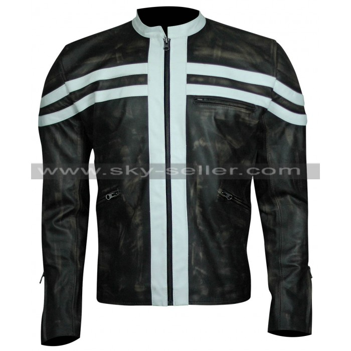 Donovan Van Ray Fastlane Peter Facinelli Leather Jacket