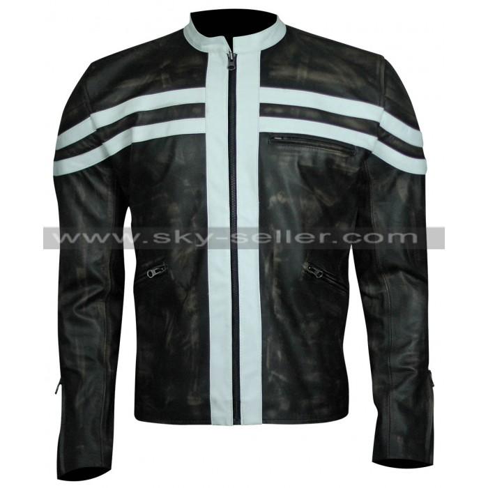 Donovan Van Ray Fastlane Peter Facinelli Leather Jacket