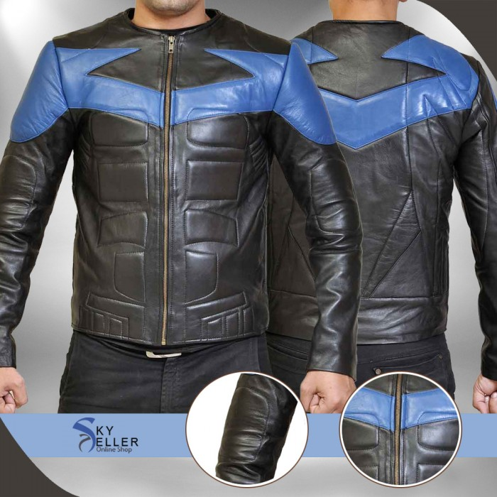 Ismahawk Nightwing the Series Danny Shepherd Costume Jacket
