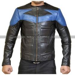 Ismahawk Nightwing the Series Danny Shepherd Costume Jacket