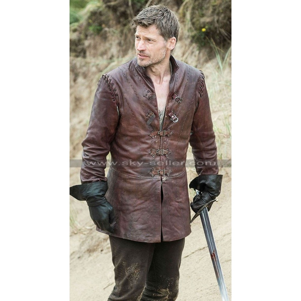 Jaime Lannister Game of Thrones S6 Leather Jacket