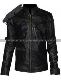 John Jaqobis Killjoys Aaron Ashmore Leather Jacket