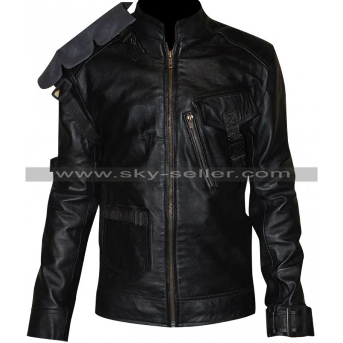 John Jaqobis Killjoys Aaron Ashmore Leather Jacket