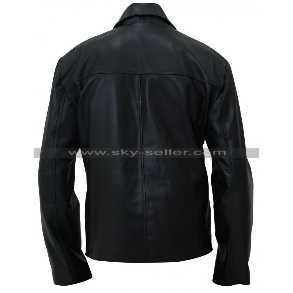 Vic mackey leather jacket