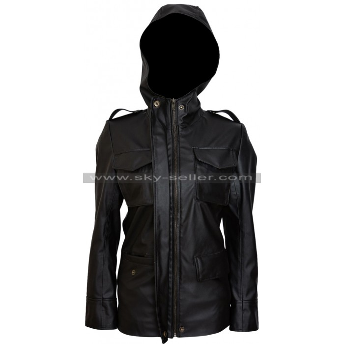 Sarah Manning Orphan Black Hooded Jacket