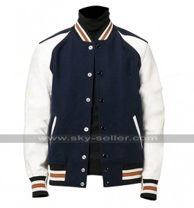 Pastor Rel TV Series Lil Rel Howery Varsity Wool Letterman Jacket
