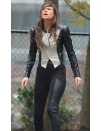 The Tomorrow People Peyton List (Cara Coburn) Leather Jacket