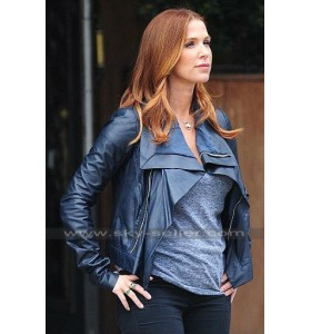 Carrie Wells Unforgettable Poppy Montgomery Black Jacket