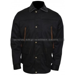 Corey Hawkins The Walking Dead S6 Cotton Jacket