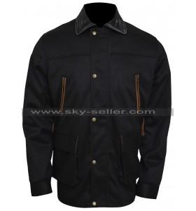 Corey Hawkins The Walking Dead S6 Cotton Jacket