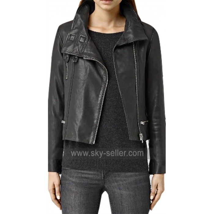 Agents Of Shield Melinda May Ming-na Wen Leather Jacket