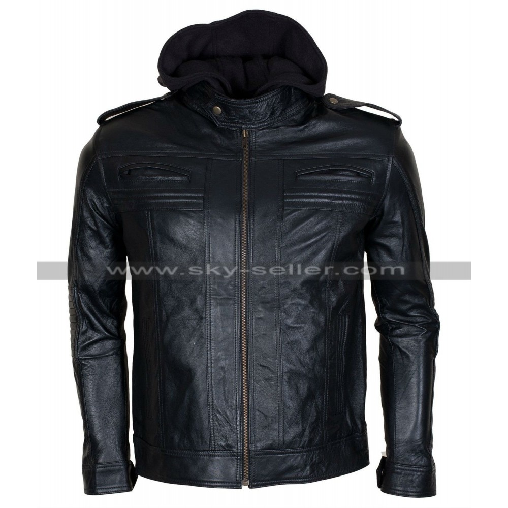 Styles of leather jacket