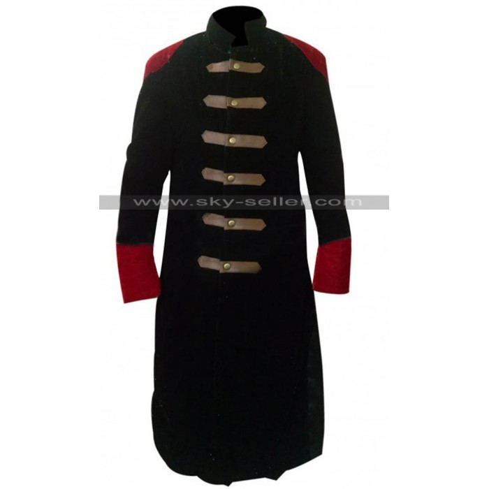 WWE Night of Champions Sting Cosplay Trench Coat