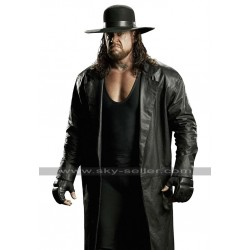 The Undertaker WWE Dead Man Trench Coat